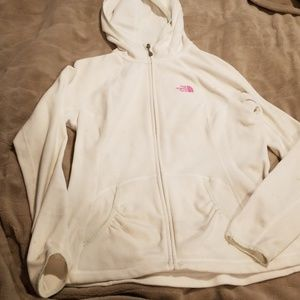 The North Face Sweaters - Breast Cancer Awareness North Face Zip-Up